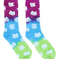 Tulip Adult Crazy Socks-Cats