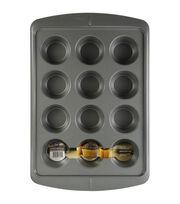 Wilton Ever-Glide Non-Stick Muffin Pan 12-Cup, , hi-res