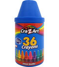 Cra-Z-Art Crayon Can With Sharpener-32 count