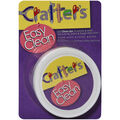 Crafter\u0027s Easy Clean Pre-Moistened 3\u0022 Hand Cleaning Pads-White 50/Pkg