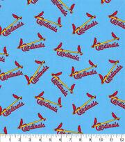 St. Louis Cardinals Cotton Fabric-70s Cooperstown, , hi-res