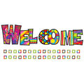 Razzle-Dazzle Welcome Bulletin Board Set