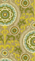 Waverly Print Fabric-Inner Soul/Spa