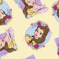 Disney Beauty & the Beast Fleece Fabric-Framed Belle