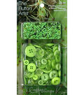The Button Artist Buttons & Beads Cactus
