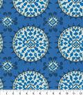 Dena Design Outdoor Fabric 54\u0022-Johara Sapphire