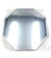 "Darice 10"" Beveled Octagon Mirror, , hi-res"