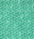 Keepsake Calico Cotton Fabric -Mum Green Tonal