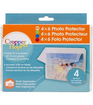Cropper Hopper 4''x6'' Photo/Negative Protector