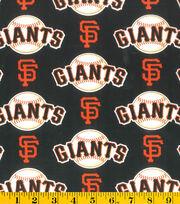 San Francisco Giants Cotton Fabric -Logo, , hi-res
