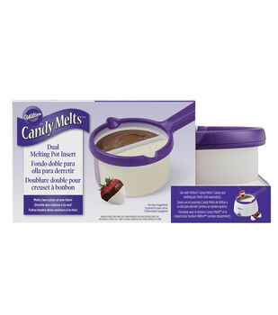 Wilton Candy Melts Dual Melting Pot Insert