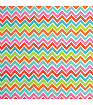 Babyville Fabric-Chevron