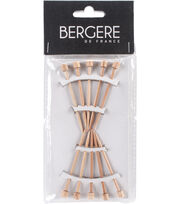 "Bergere De France Birch Mini Needles-2.5""/6cm, , hi-res"