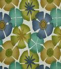 Robert Allen @ Home Lightweight Decor Fabric 55\u0022-Pure Petals Ultramarine