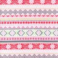 Nursery Flannel Fabric-Little Lamb Stripes