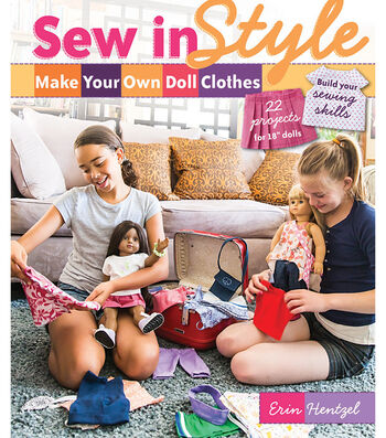 FunStitch Studio Make Your Own Doll Clothes