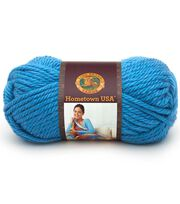 Lion Brand Hometown USA Yarn, , hi-res