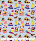 Snuggle Flannel Fabric-Summer Fun Food