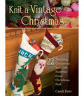 Stackpole Books-Knit A Vintage Christmas
