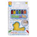 ALEX Toys Rub a Dub Draw in the Tub Crayons, 6 Per Pack, 6 Packs