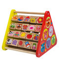 Busy Tot Wooden Activity Triangle