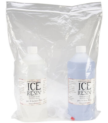 ICE Resin 64oz Refill Kit-32oz Resin & 32oz Hardener