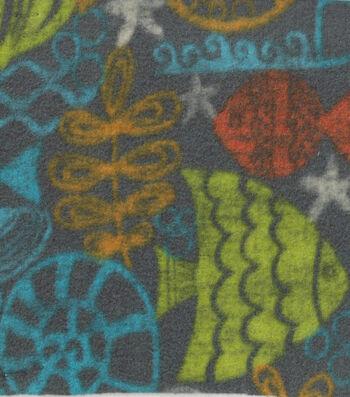 "Anti-Pill Fleece Fabric 59""-Atwater Patina"