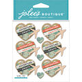 Jolee\u0027s Boutique Dimensional Stickers-Airplanes