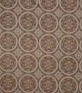Home Decor 8\u0022x8\u0022 Fabric Swatch-Print Fabric Eaton Square Esmeraldas Mineral