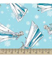 Disney Frozen Print Fabric-Sketched Elsa, , hi-res