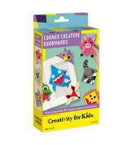 Creativity for Kids Corner Origami Creature Bookmarks, , hi-res