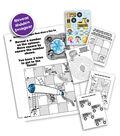 Hasbro Chutes N Ladders Game Activity Pad