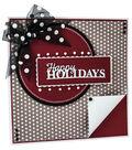 Tonic Studios Essentials Christmas Sentiments Die-Happy Holidays