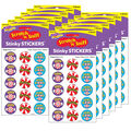 Peppy Peppermints-Peppermint Stinky Stickers 12 Packs