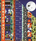 Haunted House Double-Sided Cardstock 12\u0022X12\u0022-Border Strips