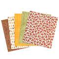 Park Lane 6\u0022x6\u0022 Paper Stack-Autumn Delight