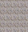 Eaton Square Lightweight Decor Fabric 53\u0022-Dorm/Indigo