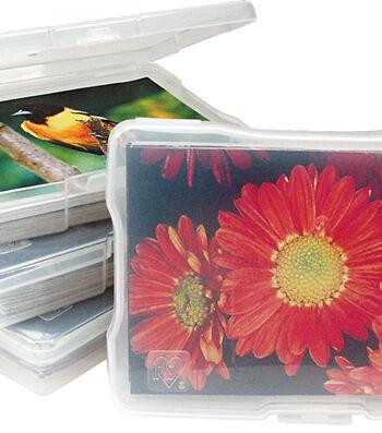 "IRIS 4""x6"" Photo and Craft Case"