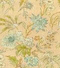 Home Decor 8\u0022x8\u0022 Fabric Swatch-Waverly Honeymoon Nectar