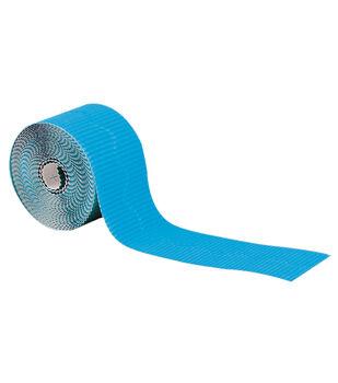 Bordette Scalloped Decorative Border Roll 2.25''x50'-Brite Blue