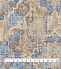 Home Decor 8\u0022x8\u0022 Fabric Swatch-Waverly Pradesh Palace Luna