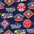 Boston Red Sox Cotton Fabric -Champion Legacy