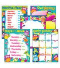 Classroom Basics Owl-Stars! Learning Charts Combo Pack Set 5 2 Packs