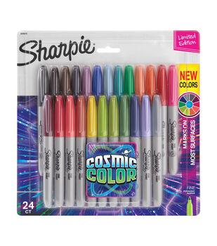 Sharpie Fine Markers 24pk-Cosmic Color
