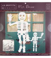 "Lia Griffith Crafts 12""x12"" Stack-Mr. Bones, , hi-res"