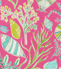 Dena Designs Outdoor Fabric 54\u0022-Sun Dream Daquiri