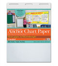 Pacon 25-sheet Unruled Heavy Duty Anchor Chart Papers