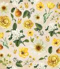 Golden Grove Spot Varnish Cardstock 12\u0022X12\u0022-Harvest