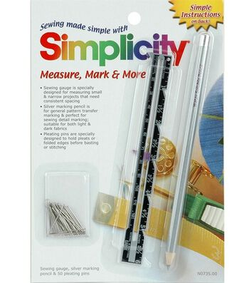 Simplicity Measure Mark and More Kit
