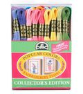 DMC Embroidery Floss Pack-Popular Colors 36/PK